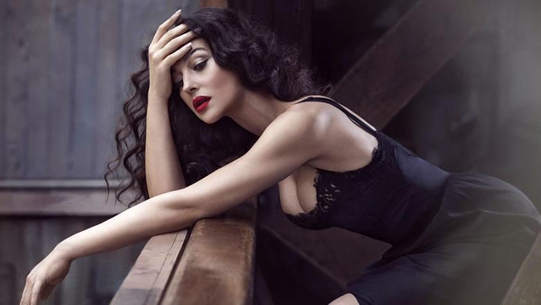 Моника Беллуччи - самые красивые женщины мира, рейтинг