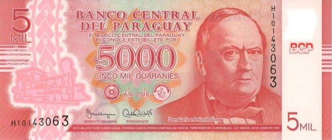Парагвайский гуарани
