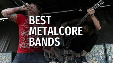 Лучшие металкор группы