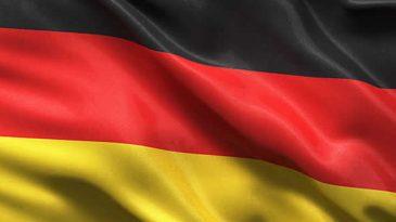 Немецкий флаг